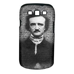 Edgar Allan Poe  Samsung Galaxy S Iii Classic Hardshell Case (pc+silicone) by Valentinaart