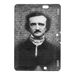 Edgar Allan Poe  Kindle Fire Hdx 8 9  Hardshell Case by Valentinaart