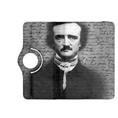 Edgar Allan Poe  Kindle Fire Hdx 8 9  Flip 360 Case by Valentinaart