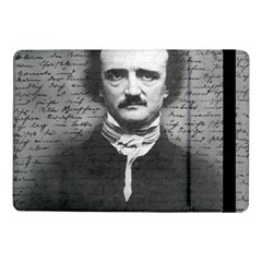 Edgar Allan Poe  Samsung Galaxy Tab Pro 10 1  Flip Case by Valentinaart