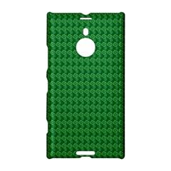 Clovers On Dark Green Nokia Lumia 1520 by PhotoNOLA