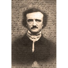 Edgar Allan Poe  5.5  x 8.5  Notebooks by Valentinaart