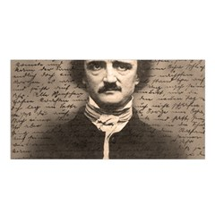 Edgar Allan Poe  Satin Shawl by Valentinaart