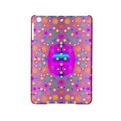 Colors And Wonderful Flowers On A Meadow Ipad Mini 2 Hardshell Cases by pepitasart