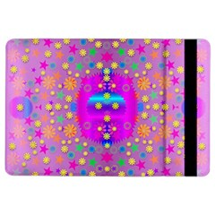 Colors And Wonderful Flowers On A Meadow Ipad Air 2 Flip by pepitasart