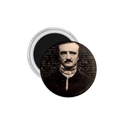 Edgar Allan Poe  1 75  Magnets by Valentinaart