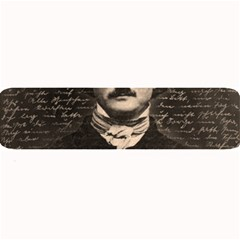 Edgar Allan Poe  Large Bar Mats by Valentinaart