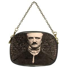 Edgar Allan Poe  Chain Purses (one Side)  by Valentinaart