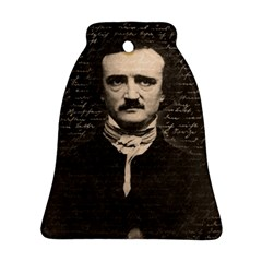 Edgar Allan Poe  Ornament (bell) by Valentinaart