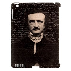 Edgar Allan Poe  Apple Ipad 3/4 Hardshell Case (compatible With Smart Cover) by Valentinaart