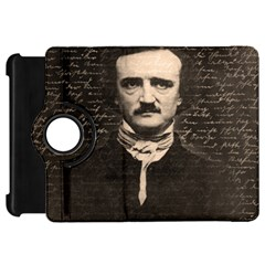 Edgar Allan Poe  Kindle Fire Hd 7  by Valentinaart
