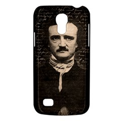 Edgar Allan Poe  Galaxy S4 Mini by Valentinaart