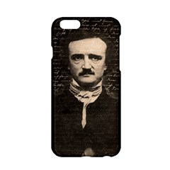 Edgar Allan Poe  Apple Iphone 6/6s Hardshell Case by Valentinaart