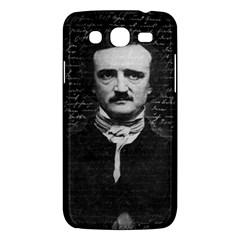 Edgar Allan Poe  Samsung Galaxy Mega 5 8 I9152 Hardshell Case  by Valentinaart