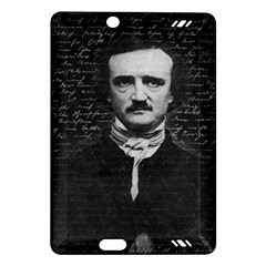 Edgar Allan Poe  Amazon Kindle Fire Hd (2013) Hardshell Case by Valentinaart