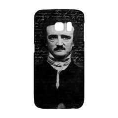 Edgar Allan Poe  Galaxy S6 Edge by Valentinaart