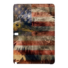 Vintage Eagle  Samsung Galaxy Tab Pro 12 2 Hardshell Case by Valentinaart