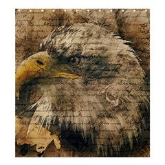 Vintage Eagle  Shower Curtain 66  X 72  (large)  by Valentinaart