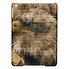 Vintage Eagle  Ipad Air Hardshell Cases by Valentinaart