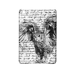 Vintage Owl Ipad Mini 2 Hardshell Cases by Valentinaart