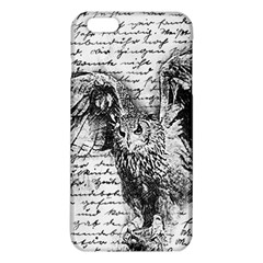 Vintage Owl Iphone 6 Plus/6s Plus Tpu Case by Valentinaart