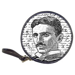 Nikola Tesla Classic 20 Cd Wallets by Valentinaart