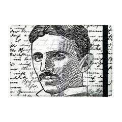 Nikola Tesla Apple Ipad Mini Flip Case by Valentinaart