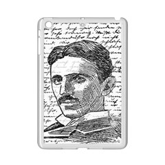 Nikola Tesla Ipad Mini 2 Enamel Coated Cases by Valentinaart