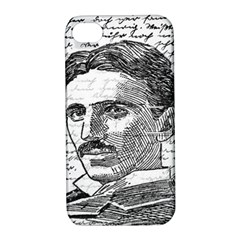Nikola Tesla Apple Iphone 4/4s Hardshell Case With Stand by Valentinaart