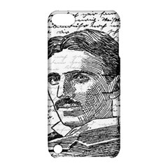 Nikola Tesla Apple Ipod Touch 5 Hardshell Case With Stand by Valentinaart