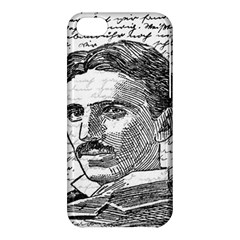 Nikola Tesla Apple Iphone 5c Hardshell Case