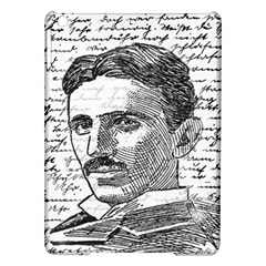 Nikola Tesla Ipad Air Hardshell Cases by Valentinaart