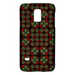 Asian Ornate Patchwork Pattern Galaxy S5 Mini by dflcprints