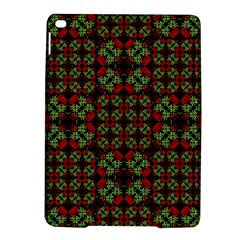 Asian Ornate Patchwork Pattern Ipad Air 2 Hardshell Cases by dflcprints