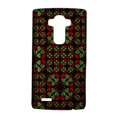 Asian Ornate Patchwork Pattern Lg G4 Hardshell Case by dflcprints