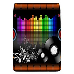 Music Pattern Flap Covers (l)  by Simbadda