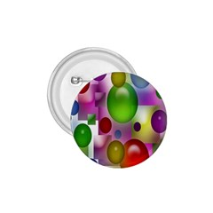 Colorful Bubbles Squares Background 1 75  Buttons by Simbadda