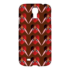 Peacocks Bird Pattern Samsung Galaxy S4 I9500/i9505 Hardshell Case