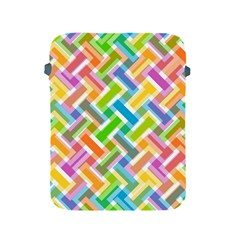 Abstract Pattern Colorful Wallpaper Apple Ipad 2/3/4 Protective Soft Cases by Simbadda
