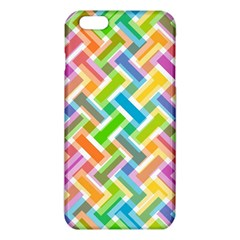 Abstract Pattern Colorful Wallpaper Iphone 6 Plus/6s Plus Tpu Case by Simbadda