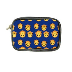 Monkeys Seamless Pattern Coin Purse by Simbadda