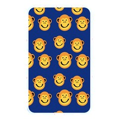 Monkeys Seamless Pattern Memory Card Reader by Simbadda