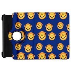 Monkeys Seamless Pattern Kindle Fire Hd 7  by Simbadda