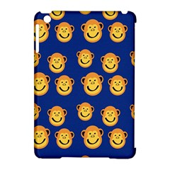 Monkeys Seamless Pattern Apple Ipad Mini Hardshell Case (compatible With Smart Cover) by Simbadda