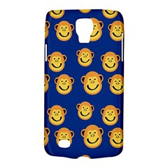Monkeys Seamless Pattern Galaxy S4 Active by Simbadda