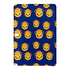 Monkeys Seamless Pattern Samsung Galaxy Tab Pro 10 1 Hardshell Case by Simbadda