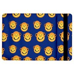 Monkeys Seamless Pattern Ipad Air Flip by Simbadda