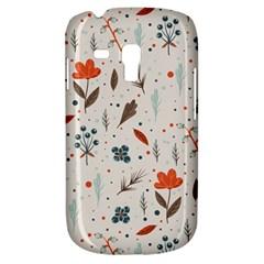 Seamless Floral Patterns  Galaxy S3 Mini by TastefulDesigns