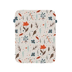 Seamless Floral Patterns  Apple Ipad 2/3/4 Protective Soft Cases by TastefulDesigns