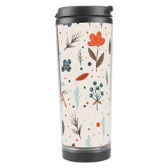 Seamless Floral Patterns  Travel Tumbler by TastefulDesigns
